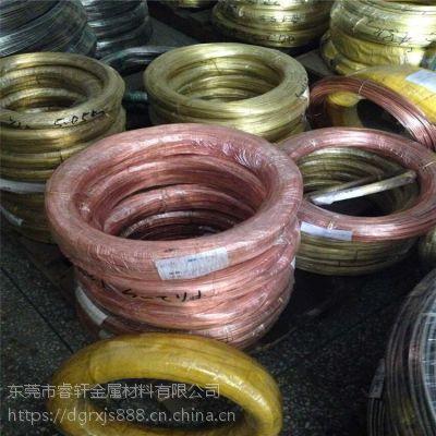 大厂直销 T2高纯度导电紫铜线 红铜线 电器/插座紫铜线
