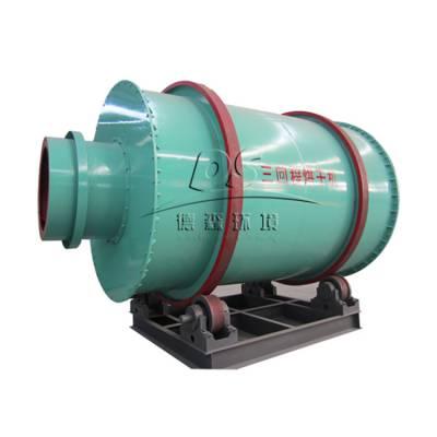 转筒烘干机应用于粉煤灰脱水烘干