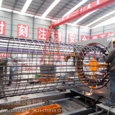 数控钢筋笼滚焊机KL-2000-12|数控钢筋笼成型机|钻孔灌注桩钢筋笼成型机