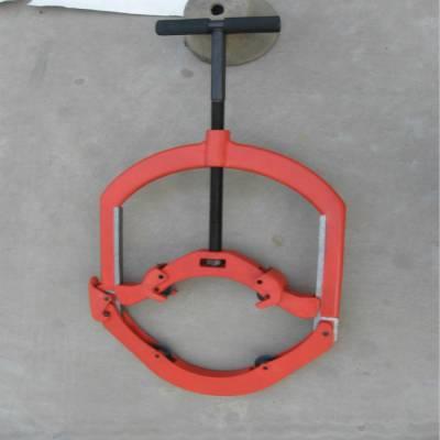手动割管器 管子防爆割刀 H8S铰接式切管机 150-219mm手割刀