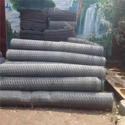 云南河道石笼网 镀锌石笼网 护坡格宾网
