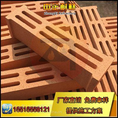 郑州中企耐材三级高铝异型砖 耐火砖 浇注料 粘土砖 厂家直销