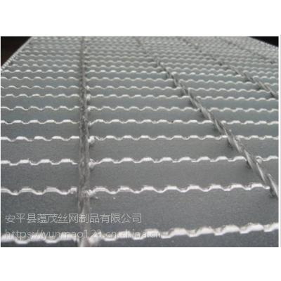 生产销售钢格板 锯齿钢格板 源头工厂
