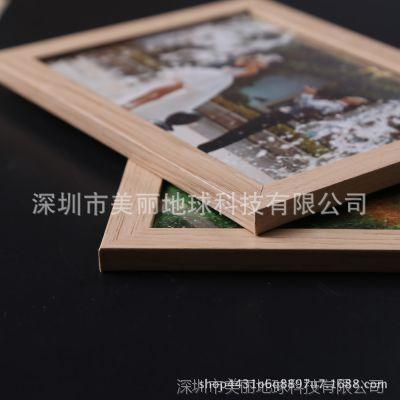 9宫格婚纱九宫格 9个7寸相框组合照片墙相框墙影楼批发 代发