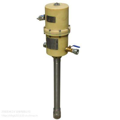 东坤牌新疆西藏ZBQS-12/10煤矿用气动双液注浆泵