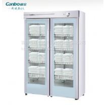 康宝毛巾柜GPR700A-2Y(1) 毛巾保洁柜 商用双门消毒柜