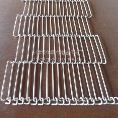 供应电子回流焊专用乙型网带 304不锈钢乙型网带 不锈钢网带