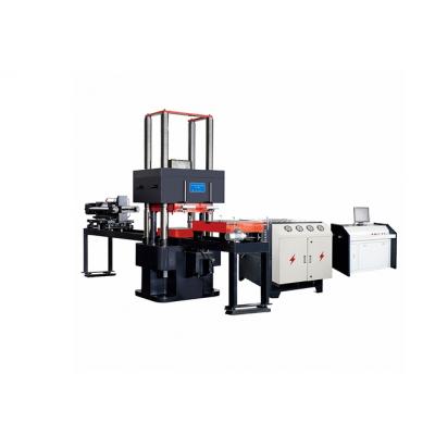 YAW-5000J微机控制电液伺服压剪试验机(四立柱结构 高强度机架 两种控制模式 空间无极可调)