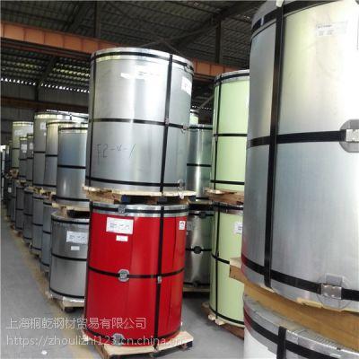 南通市批发宝钢0.7厚1000宽镀铝锌彩涂板,配送到工地