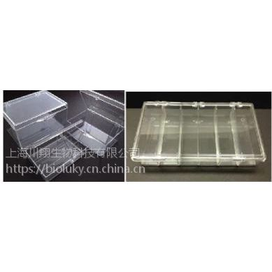 Crystalgen Western 孵育盒(6分格,透明)货号:F6632NEW