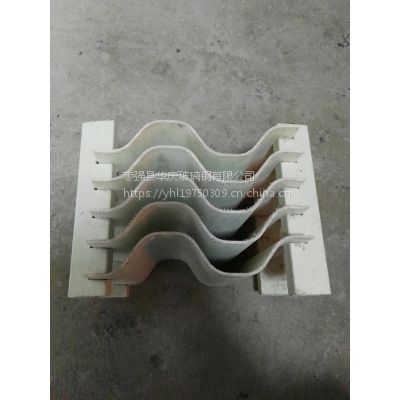 V型PP材质耐高温除雾器 C型S型除雾器厂家 品质优良170--30 品牌华庆