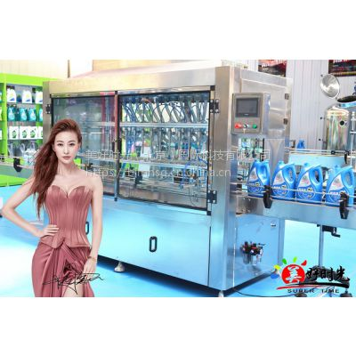 在农村生产洗衣液洗洁精怎么样 美好时光北京洗衣液生产设备厂