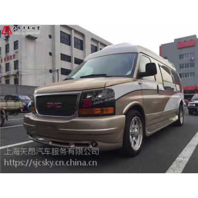 上海房车租赁 上海GMC房车租赁 租丰田埃尔法 唯雅诺 威霆