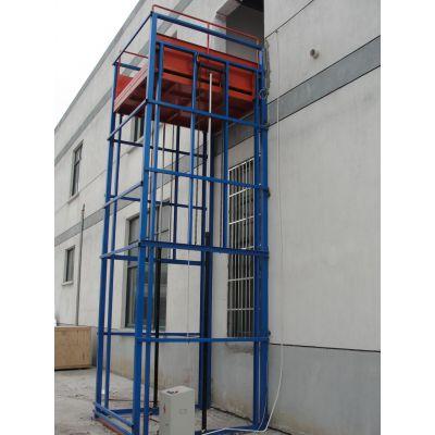 新品特惠绵阳壁挂式升降货梯 德阳升降机