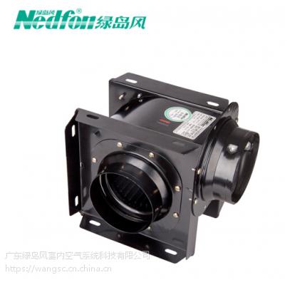 供应绿岛风(Nedfon)节能分体管道式换气扇DPT10-11-20S