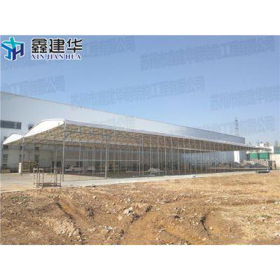 杨浦区移动工厂仓库雨篷厂家定做_布室外大型仓库篷供应
