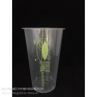 广东佛山安丰高品质90口径500PP注塑杯定制