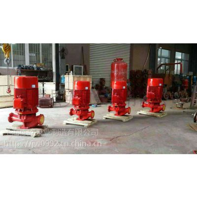 XBD 系列单极消防泵XBD3.2/27.8-100L-160变频恒压给水成套设备.