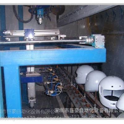 供应电动式智能往复喷涂机 广东 jh-01 巨豪自动化