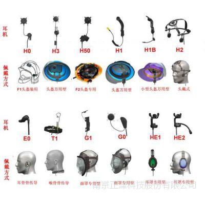声控肩咪头骨振动骨传导耳机