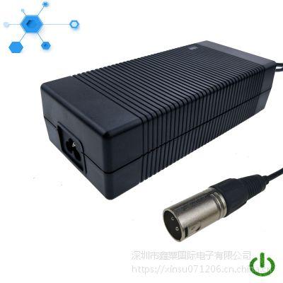 Xinsuglobal54.6V4A锂电池充电器 美国UL认证 13串锂电池充电器