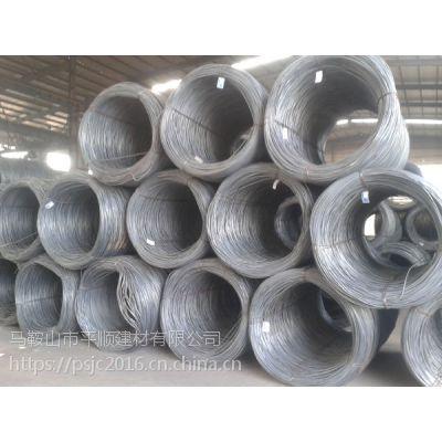 马长江钢厂直发销售螺纹钢盘螺HRB400Φ8-25线材供安徽黄山 宣城 滁州