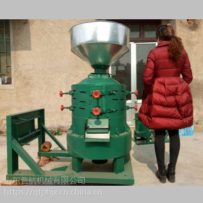 大产量脱皮碾谷子机 普航牌去皮碾米机 打谷子机型号