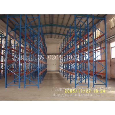 大型仓库专用货架、提高空间利用率、减少物流成本专用设备[货架]