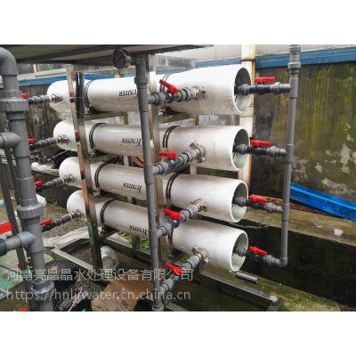 河南漯河3吨/小时反渗透设备 腐竹生产用纯净水设备 食品饮料行业水处理设备