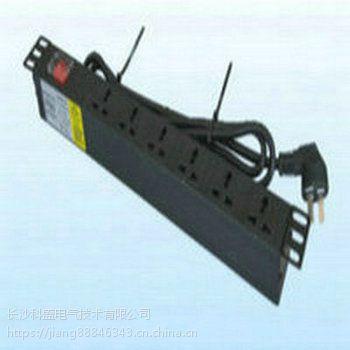 湖南长沙科盛嘉PDU/10A机柜专用电源插座KSJ-PDU/Z6/10