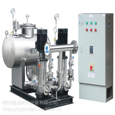 鑫溢 高品质二次加压供水设备 定压补水装置定制生产