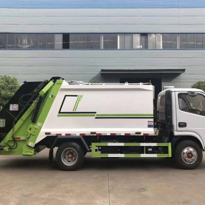 东风5吨垃圾车厂家报价多少钱