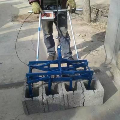 空心砖抱砖机 空心砖装车机
