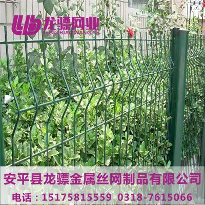 公路护栏网 围墙铁丝网 带框护栏网