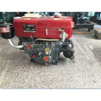 武汉单缸柴油机厂家批发.常众6匹马力柴油机