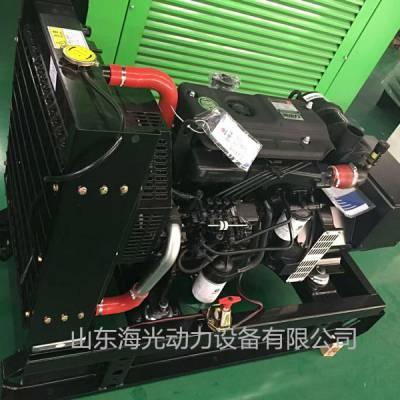 潍柴开架式/静音式 15KW千瓦足功率发电机组配套WP2.3D25E200 三相交流同步电机