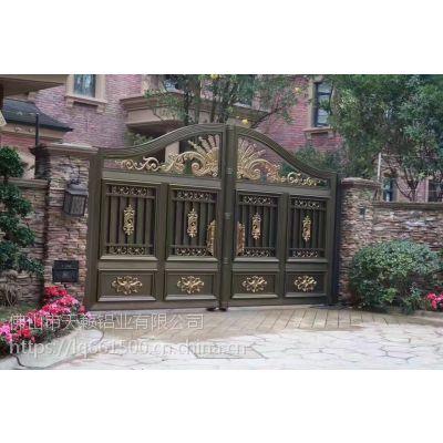 天籁工厂供应别墅精雕门 供应别墅围墙围栏阳台护栏 供应各种铝制品