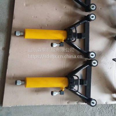 山东森泰分体式钢筋弯曲机 手提式液压钢筋弯曲调直机