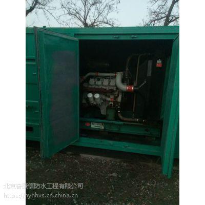 门头沟区环保型静音500千瓦发电机出租 发电机租赁