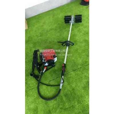 小型果园松土起草机 便携式四冲程锄草机