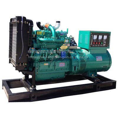 40KW诚欣动力柴油发电机组 全铜有刷 现货