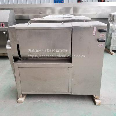 山东神州机械生产真空搅拌机 方便省力