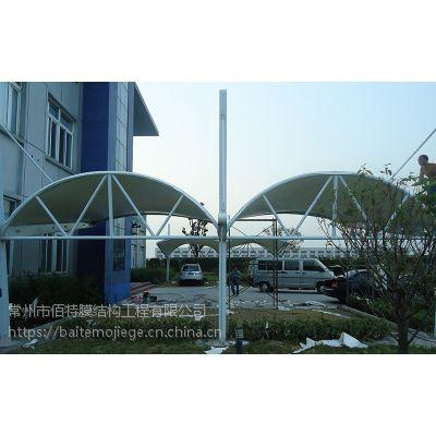 膜结构风雨棚设计安装、PVDF建筑膜材供