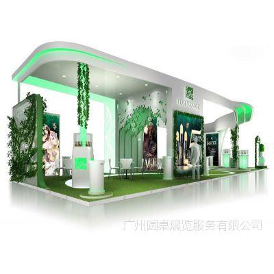 上海美博会展台设计,上海美博会展台搭建,上海美博会装修