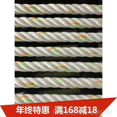 厂家 高质量  pe 抗老化 聚乙烯出口  亚麻绳包装绳索扎带捆扎绳