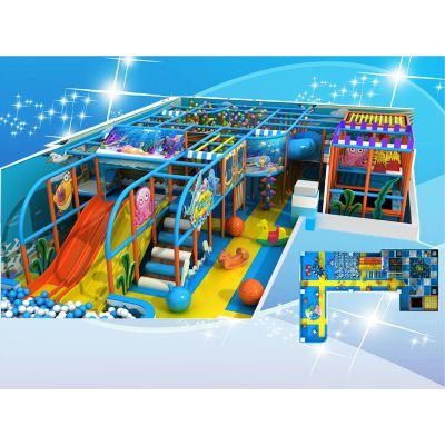 广州牧童中小型室内拓展游艺设施 儿童游乐场设备厂 幼儿乐园设备镀锌管材质
