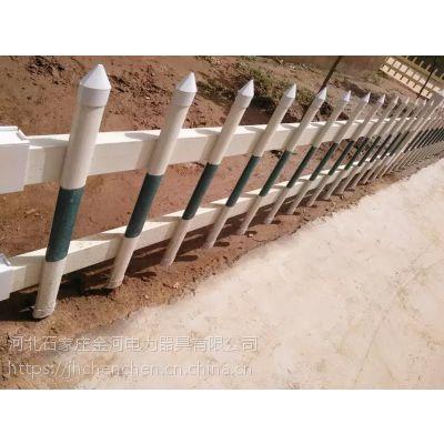 青岛pvc塑钢安全围栏厂家直销金河电力