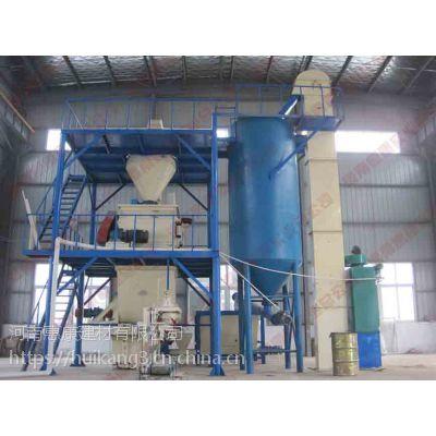 干粉砂浆生产线厂家直销价格低质量好
