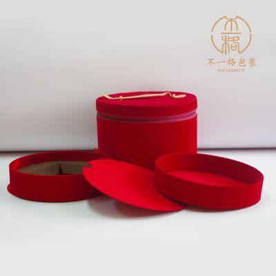 北京高档圆形包装盒厂家,不一格包装纯手工制作圆形固定通用包装纸盒