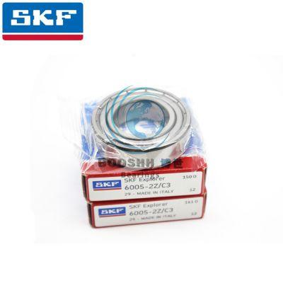 SKF 6005 深沟球轴承 农业机械、电机、内燃机轴承原装进口